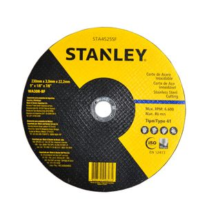 Disco-de-Corte-230x-30x-222mm-Ref-STA4525SF-STANLEY