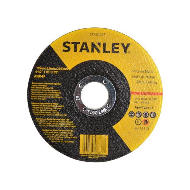Disco-de-Corte-115x-30x-2223mm-Metal-Ref-STA0410F-STANLEY