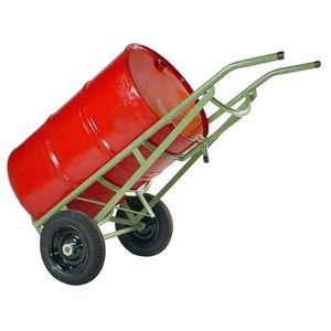 Carro-Tubular-Para-Tambor-2-Punhos-Pneumatico-300kg-B-38p-Benatti-