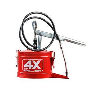 Engraxadeira-JHF-4x4Kg-Vermelha-Ref-8487-HYDRONLUBZ