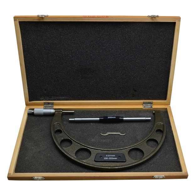 Micrometro-Externo-200-225mm-Ref-503008-KING-TOOLS
