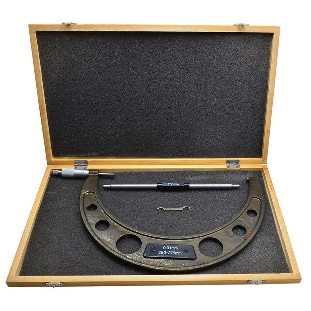 Micrometro-Externo-250-275mm-Ref-503010-KING-TOOLS