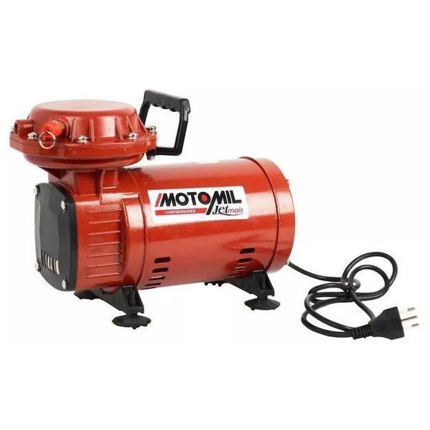 Compressor-Hobby-1-3HP-110-220V-JETMIL-Ref-384112-MOTOMIL