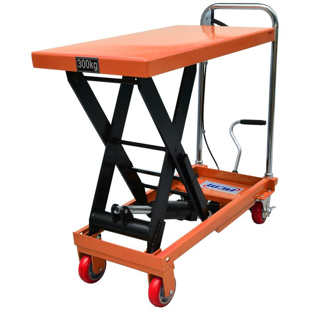 Carro-Mesa-Pantografica-300Kg-Laranja-Ref-M300-Acm-Tools