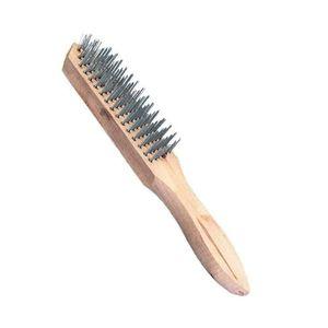 Escova-Manual-em-Aco-Carbono-com-4-fileiras-e-cabo-de-madeira-SPARTA-