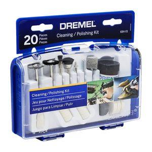 Kit-de-acessorios-para-limpar-e-polir-com-20-pecas-684-DREMEL