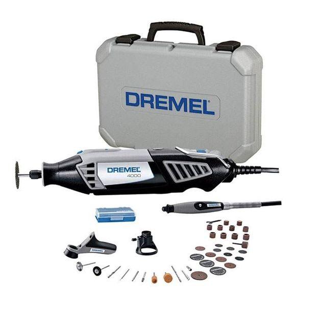 Micro-Retifica-Dremel-4000-com-36-pecas-220v-F0134000NC-Dremel