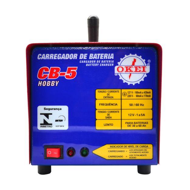 Carregador-de-bateria-5A-12v-CB-05-OKEI