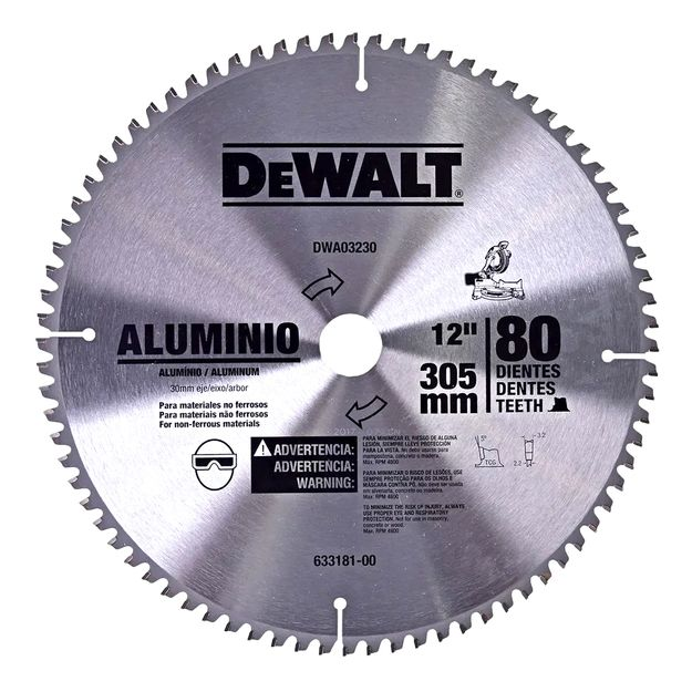 Lamina-para-Serra-Meia-Esquadria-12pol-80D-Aluminio-DWA03230-DEWALT