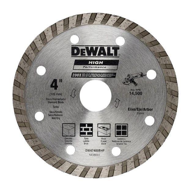 Disco-Diamantado-4pol-Turbo-Dw47400B-Dewalt