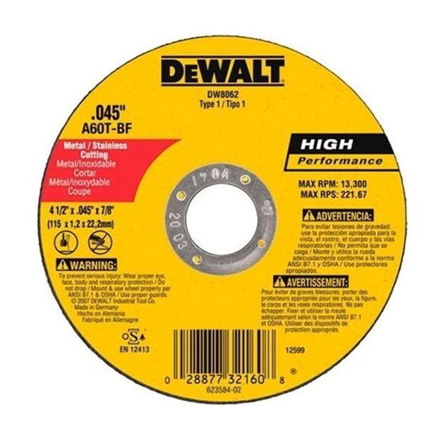 Disco-de-corte-115x-12x-222mm-INOX-DW8062-AR-DEWALT