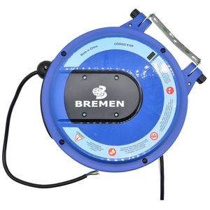 Carretel-Retratil-Eletrico-Giratorio-com-cabo-de-10m-8109-BREMEN