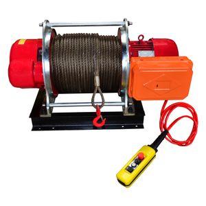 Guincho-Eletrico-1Ton-com-100Mts-fixo-220V-380V-Trif-GE1000-Acm-Tools