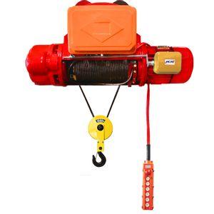 Talha-Eletrica-1Ton-x-18Mts-com-Cabo-de-Aco-Troley-Eletrico-220V-TECA1000-18-ACM-TOOLS