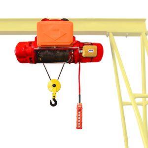 Talha-Eletrica-2Ton-x-24Mts-com-cabo-de-aco-Troley-Eletrico-220V-TECA-2000-24-ACM-TOOLS