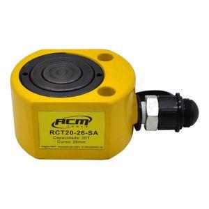 Cilindro-Hidraulico-20-Ton-Simples-Acao-RCT20-26-SA-ACM-TOOLS-