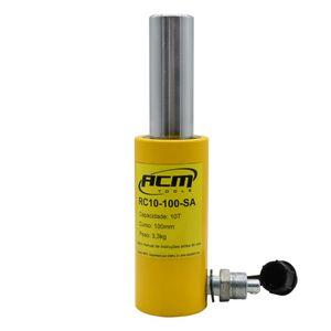 Cilindro-Hidraulico-10-Ton-Simples-Acao-RC10100SA-ACM-TOOLS-