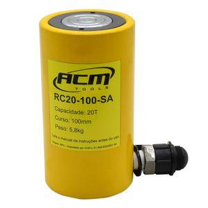 Cilindro-Hidraulico-20-Ton-Simples-Acao-RC20100SA-ACM-TOOLS