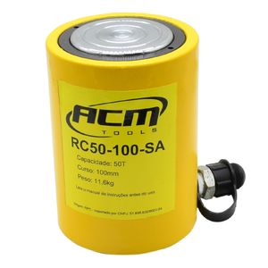 Cilindro-Hidraulico-50-Ton-Simples-Acao-RC50100SA-ACM-TOOLS