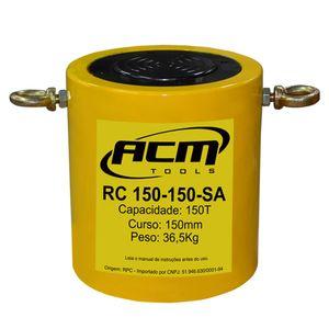 Cilindro-Hidraulico-150-Ton-Simples-Acao-RC150150SA-ACM-TOOLS