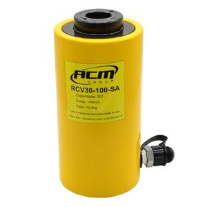 Cilindro-Hidraulico-30-Ton-Simples-Acao-RCV30100SA-ACM-TOOLS-