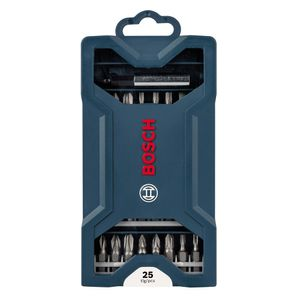 Jogo-de-Pontas-Mini-X-Line-para-Parafusadeira-com-25-pecas-Bosch