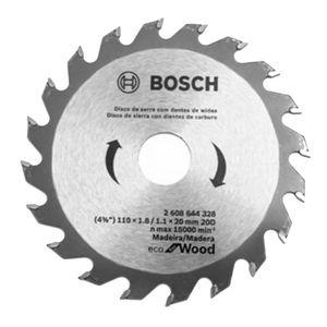 Disco-de-Serra-Circular-Eco-110x20mm-20-dentes-Bosch