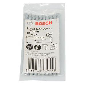 Jogo-de-Brocas-para-Concreto-5x85mm-com-10-pecas-BOSCH