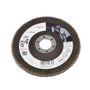 Disco-Flap-Curvo-Best-for-Inox-125mm-GR60-BOSCH