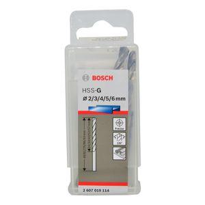 Jogo-de-Brocas-para-Metal-HSS-com-5-pecas-BOSCH-