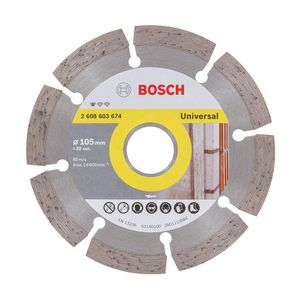 Disco-Diamantado-Segmentado-105x-20mm-BOSCH